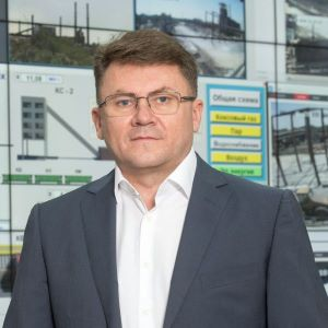 Vitaliy Litovka – General Director  of public joint-stock company  «Avdiivka coke plant»